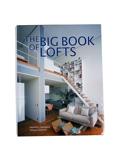 The Big Book of Lofts-Garaj Kitap